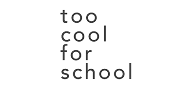 too cool for school品牌logo