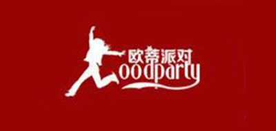 oodparty品牌logo