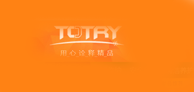 totry品牌logo