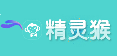 精灵猴+Wizard Monkey品牌logo