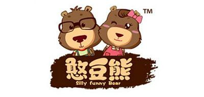 Silly funny Bear/憨豆熊