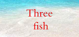 Three fish品牌logo