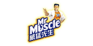 Mr Muscle/威猛先生