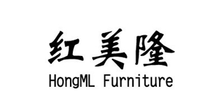 Hongml Furniture/红美隆品牌logo