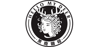 HELLO MY DEER/黑鹿咖啡